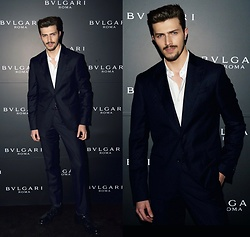 Gian Maria Sainato -  - BULGARI PARTY