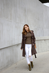 Charlotte Bridgeman -  - How To Wear Khaki