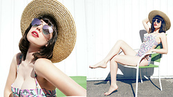 Amy Roiland - 6shoreroad Swimsuit - SunShine Town