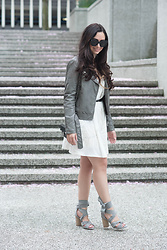 Cee F. -  - Grey for Spring...
