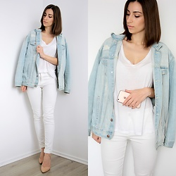 Betty K -  - DENIM&WHITE