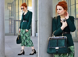Katharina K. - &Otherstories Sunglasses, H&M Bag, H&M Culottes, Topshop Shoes - Diynamic