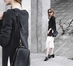 Margo Bryksina - Follow My Eyes Top, Mango Crossbody Bag - C R U S H