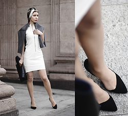 Margo Bryksina - Asos Shoes, Follow My Eyes Top, Asos Dress - In The Name Of Love