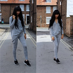 Rachel Oliver - Weareall Top, Weareall Trousers - The Grey Co Ord