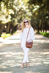 Meagan Brandon -  - White Eyelet