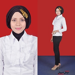 Diyah Diqo -  - Formal look