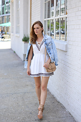Charlotte Bridgeman - Forever 21 Dress - Summer Style