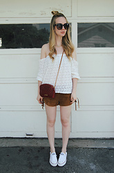 Stacey Belko - Rebecca Minkoff Purse, Converse Shoes - Shop tobi #3.
