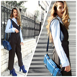 Venetia Kamara - Sheinside Jumpsuit - PROFESSIONAL -YET STYLISH
