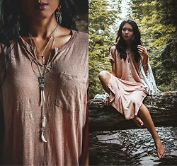 Jessica B. - Virgo Inspiration Necklace - Nature's Roots