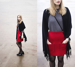 Margo Bryksina - Top, Skirt - S H A L L O W S