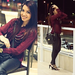 Nde -  - Casual chic. Dark colors ❤