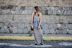 Raquel Cañas - Only Maxi Dress - GARY MAXI