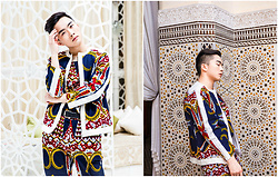 Jocelyn Yih -  - Dent de Man in Marrakech