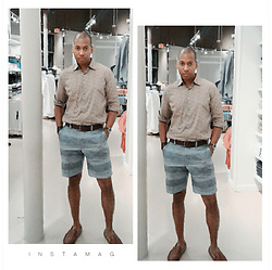 Harvey Robinson -  - Summer look