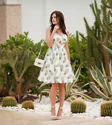 Viktoriya Sener - Zaful Dress, Asos Bag, Mango Sandals - TAKE ME BACK TO VOCATION