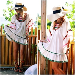 Ma Petite By Ana - Shein Dress - Let´s go to the beach