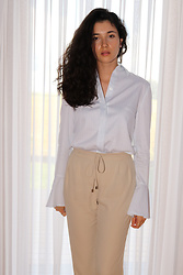 Marie Christin P. - Mcp Blouse, Zara Pants - True To Your Heart