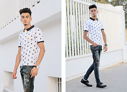 Imad Karim - Coofandy Shirts - Elegant clothes for a hot summer