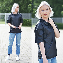 Nena F. - Weekday Top - Not that basic
