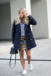 Christina Roys -  - The Peacoat