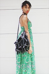 With Love, Banke Folashade - Lightinthebox Sundress, Alexander Wang Bag - Summa Summa Summatime (www.withlovebanke.com)