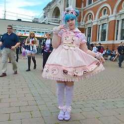 Minty Jackson - Angelic Pretty Melty Chocolate - Chocolate Candy