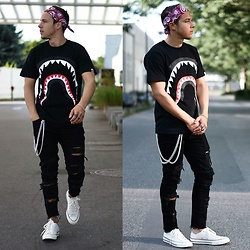 Lukas L. -  - Hypebeast Outfit