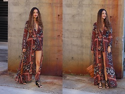 Ranim H. - Asos Jumpsuit - The Boho Jumpsuit