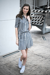 Anna Antje Bernat -  - STRIPED SHIRT