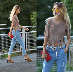 Ruxandra Ioana - Sammydress Top, Twinkle Deals Jeans, Phillip Lim Shoes - That perfect moment