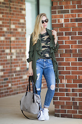 Meagan Brandon -  - Casual Camo