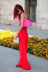 I dare you To be fashion -  - Pink and red