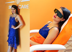 Panda Mone - Zara Laced Dress - LASER SKIN CARE.