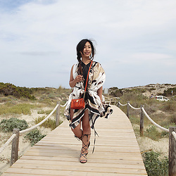 Lily T - Escada Dress - CONFESSIONS OF A FASHION TRAVEL BLOGGER