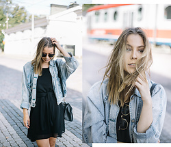 Katarina Lilius -  - DENIM - MORE ON THE BLOG