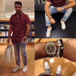 ♚ Mr.Prince Vadaan ♚ - Rolex Watch - S P L A S H - FASHION