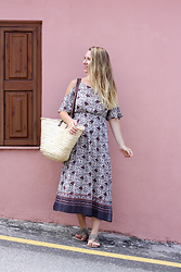 Another Lovely -  - Floral dress