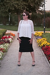 Forties Style - Zara Blouse, Gino Rossi Boots - By al Lady