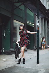 Amy Roiland - Valfre Dress - NYC NYC