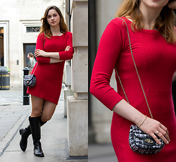 Anna Otton -  - Little Red Dress