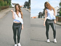 Jenny - Gamiss Top, Primark Pants, Nike Shoes - NEW FAVORITE GAMISS TOP
