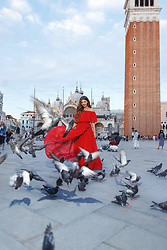 Larisa Costea -  - Red in Venice