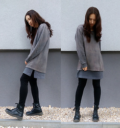 Mon M -  - Happy layering. with love, fall