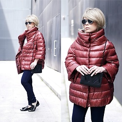 Priscila Diniz - Ishop Braga All Look - Keep it warm