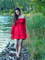 Yana P - Zaful Dress - Lady of the Lake