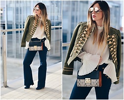 Ma Petite By Ana - Polin Et Moi Jacket - Must Have