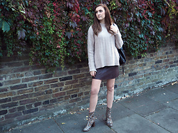 Lauren Rose Bell -  - The Chunky Knit