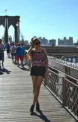Louise Francesca -  - Brooklyn Bridge